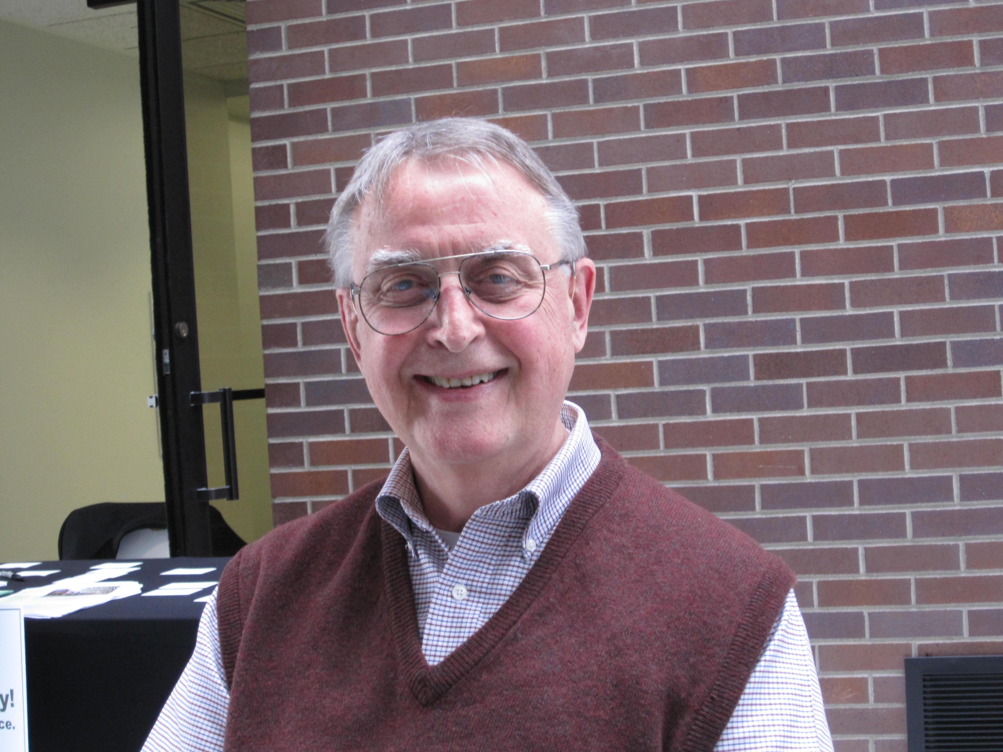 Dr. Bob McDonald